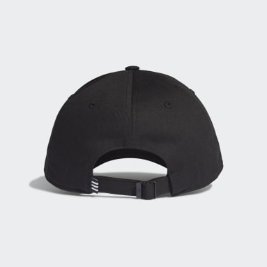 Field Hockey Black Baseball Cap