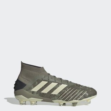 Dam Fotboll Grön Predator 19.1 Firm Ground Boots