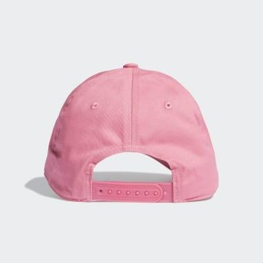 ไลฟ์สไตล์ สีชมพู หมวแก๊ป Daily