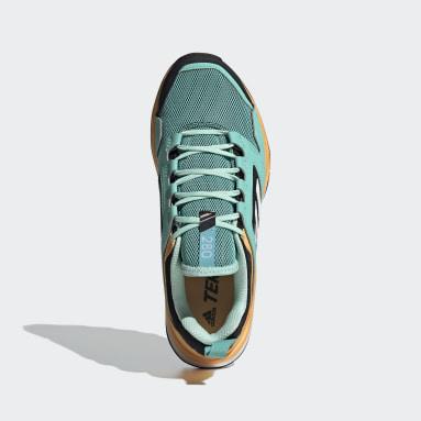 Women TERREX Green Terrex Agravic TR Trail Running Shoes