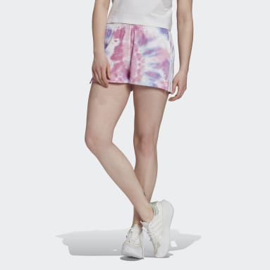 Dam Originals Multi Tie Dye Shorts