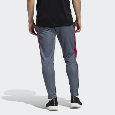 Men's Training Grey Manchester United Human Race Training Pants