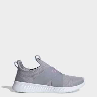 Women's Essentials Grey Puremotion Adapt Shoes