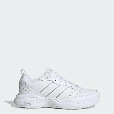 Men's Essentials White Strutter Shoes