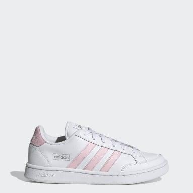 Women Tennis White Grand Court SE Shoes
