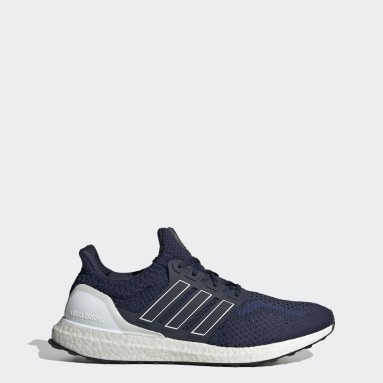 Running Blue Ultraboost DNA Shoes