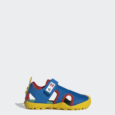 Kids TERREX Yellow adidas x LEGO® Captain Toey Sandals