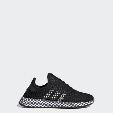 Παιδιά Originals Μαύρο Deerupt Runner Shoes