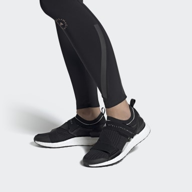 Women adidas by Stella McCartney Black adidas by Stella McCartney Ultraboost X Shoes