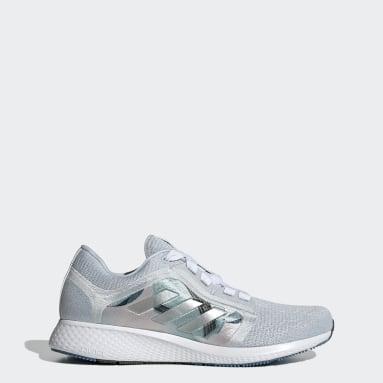 ผู้หญิง วิ่ง สีเงิน รองเท้า Edge Lux 4