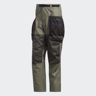 Pantalón FA Fishing Verde Hombre Originals