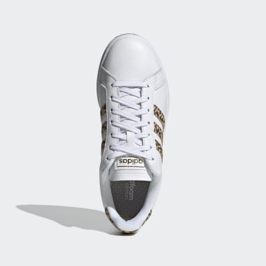Scarpe Grand Court Bianco Donna Tennis