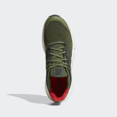 Hardlopen Groen Alphatorsion Schoenen