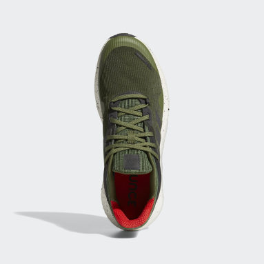 Men's Running Green Alphatorsion Shoes