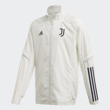 Kids Football Grey Juventus Presentation Track Top