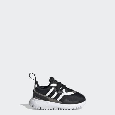 Kinderen Originals Zwart Originals Flex Schoenen