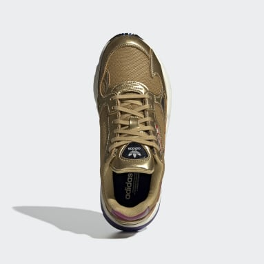 Women Originals Gold Falcon Shoes