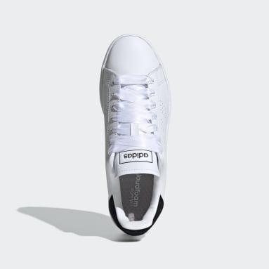 Tenis Advantage Bold Blanco Mujer Diseño Deportivo
