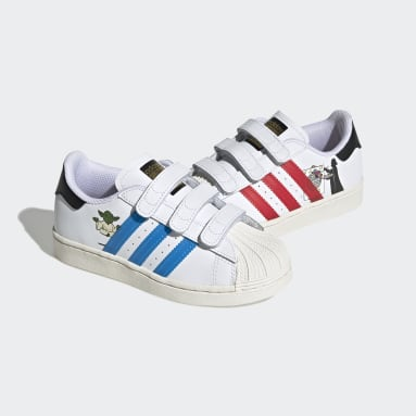 Tênis Superstar Star Wars Branco Kids Originals