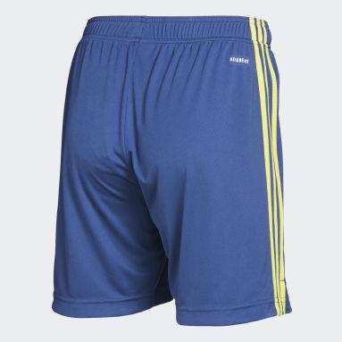 Shorts de Local Colombia 2020 Azul Hombre Fútbol