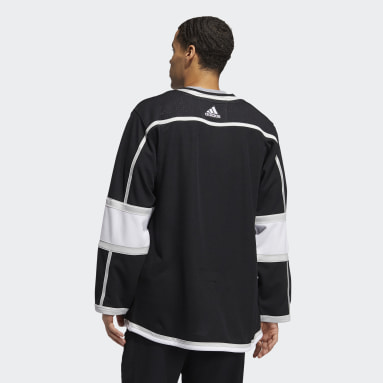Men's Hockey Black Kings Home Authentic Pro Jersey