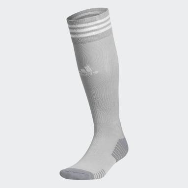 Training Grey Copa Zone Cushion Over-The-Calf Socks