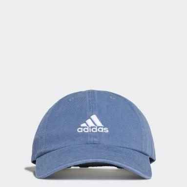 Training Blue Dad Cap