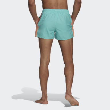 Classic 3-Stripes Swim Shorts Grønn