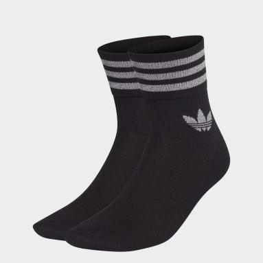 черный Две пары носков Crew