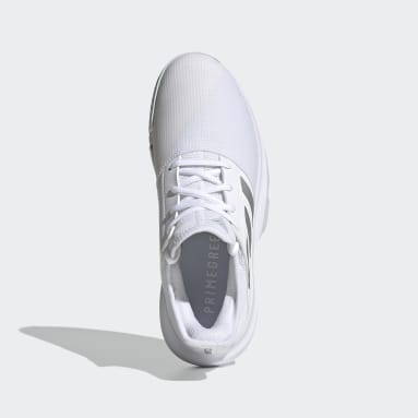 Women's Tennis White GameCourt Tennis Shoes