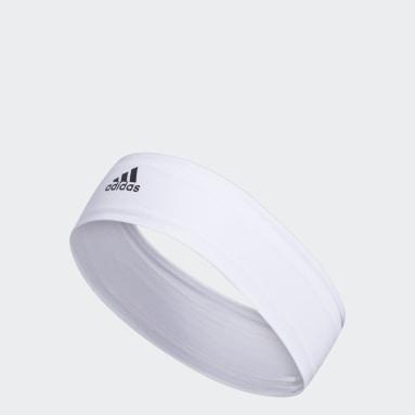 Training White Alphaskin 2.0 Headband