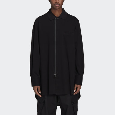 W CL POLO SHRT Negro Mujer Y-3
