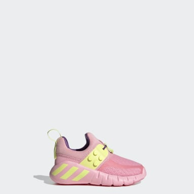 Kids Gym & Training Pink adidas RapidaZen x LEGO® Shoes