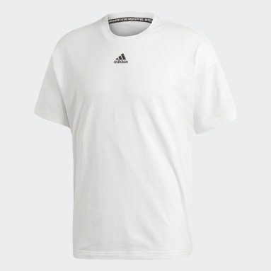 Men Sportswear White Must Haves 3-Stripes Tee
