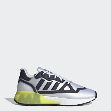 Zapatillas ZX 2K Boost Futureshell Blanco Hombre Originals