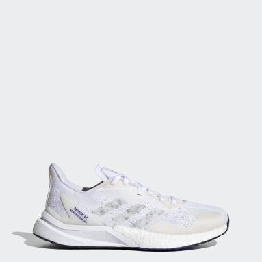 Tênis X9000L3 Primeblue Branco Mulher Running