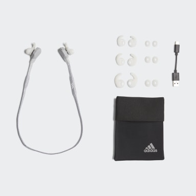 Running Grey FWD-01 Sport In-Ear Headphones