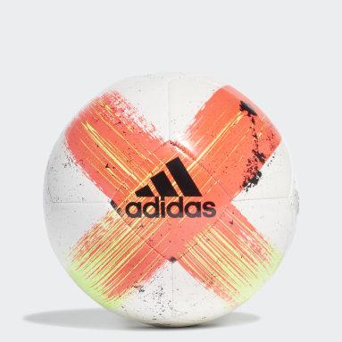 Men Football White Capitano Club Ball