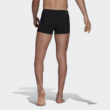 Men Swimming Black Primeblue Swim Briefs