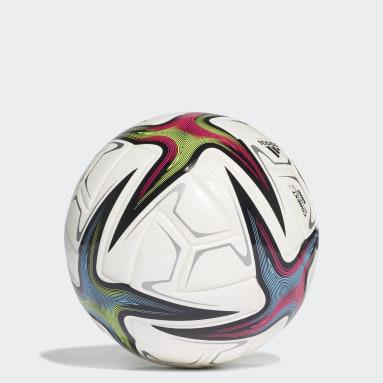 Mini ballon Ekstraklasa Blanc Football