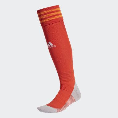 Meião AdiSocks Knee (UNISSEX) Borgonha Futebol