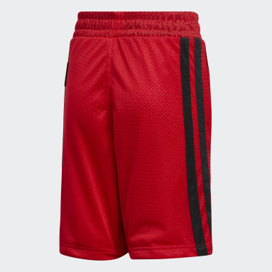 Barn Basket Röd Young Creators Legend Basketball Shorts