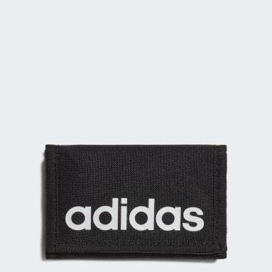 Házená černá Peněženka Essentials Logo