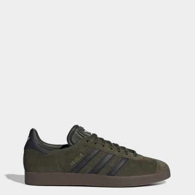 Sapatos Gazelle Verde Originals