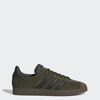 Scarpe Gazelle Verde Originals