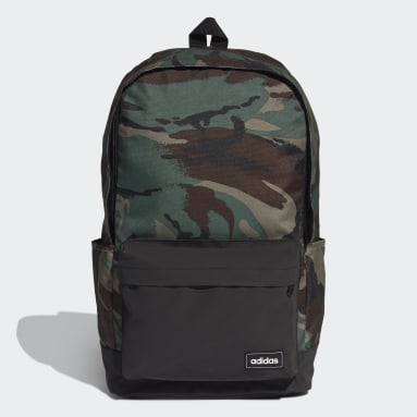 Handball Multicolor Classic Camouflage Backpack