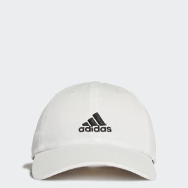 Cricket White Dad Cap