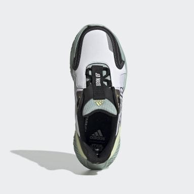 Kids Running White Star Wars 4UTURE Runner Shoes