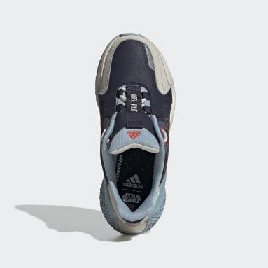 Kids Running Blue Star Wars 4UTURE Runner Shoes