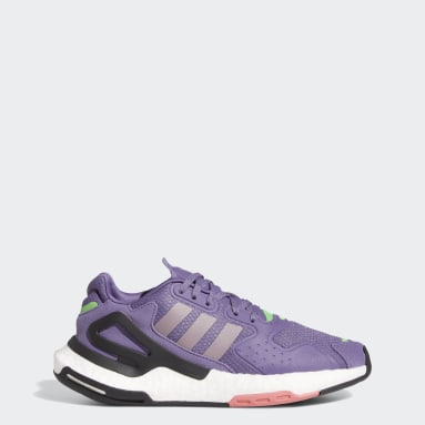 Women's Originals Purple Day Jogger Shoes